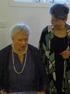 Jenny Czulak-Riley & Naomi Aitchison